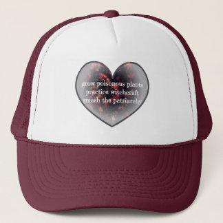 Patriarchy Spells Trucker Hat
