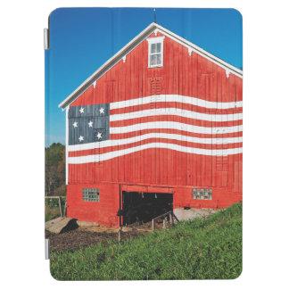 Patriotic Barn iPad Air Cover