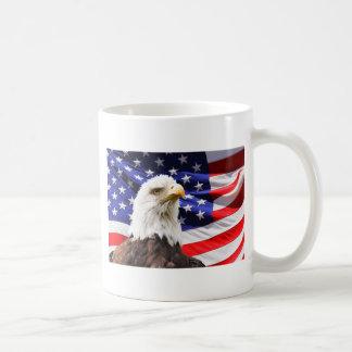 Patriotic Basic White Mug