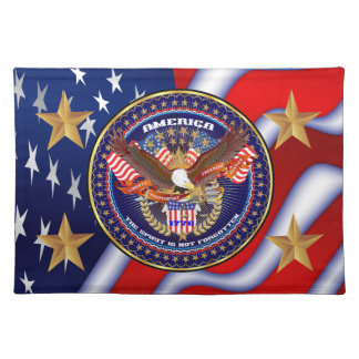 Patriotic Click on image to see all Placemat