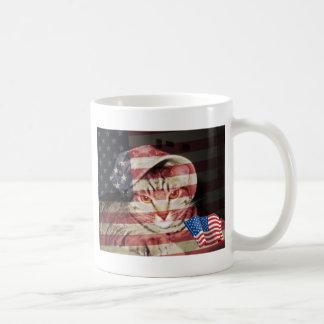 Patriotic Fred Coffee Mug