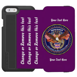 Patriotic  Go Direct to Customize Incipio Watson™ iPhone 6 Wallet Case