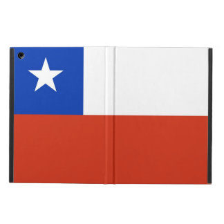 Patriotic ipad case with Flag of Chile