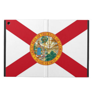 Patriotic ipad case with Flag of Florida
