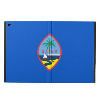Patriotic ipad case with Flag of Guam
