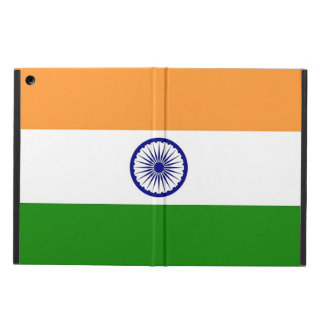 Patriotic ipad case with Flag of India