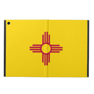 Patriotic ipad case with Flag of New Mexico