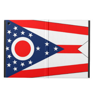Patriotic ipad case with Flag of Ohio