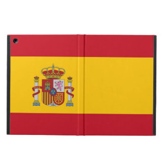 Patriotic ipad case with Flag of Spain