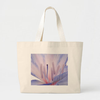 Patriotic-Lilly Large Tote Bag