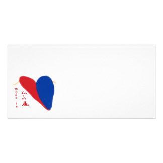 Patriotic Picture Card