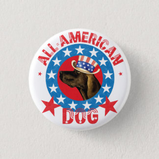 Patriotic Plott 3 Cm Round Badge