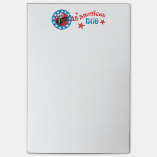 Patriotic Plott Post-it® Notes