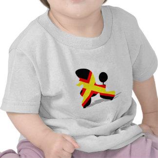 Patriotic Poodles T-shirts
