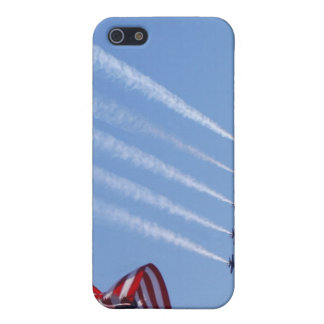 Patriotic USA Flag and Planes iPhone 5 Cover