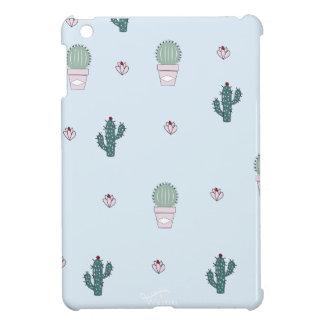 Pattern cactus case for the iPad mini