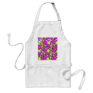 pattern-color pink. standard apron