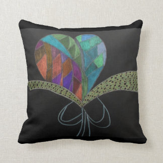 Pattern of heart cushion