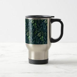 """Pattern"" Stainless Steel 15 oz TravelMug Travel Mug"