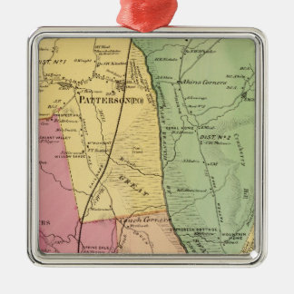 Patterson, Town Christmas Ornament