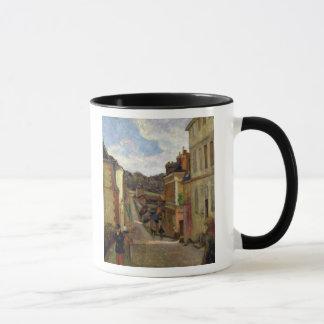 Paul Gauguin   A Suburban Street, 1884 Mug