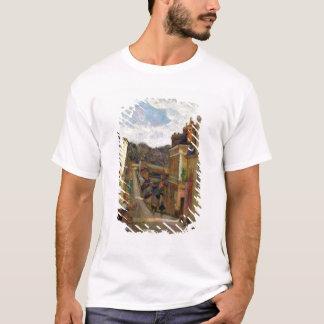 Paul Gauguin   A Suburban Street, 1884 T-Shirt