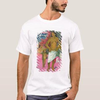 Paul Gauguin   A Walk by the Sea, 1902 T-Shirt