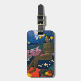 Paul Gauguin and The Seed of the Areoi Travel Bag Tags