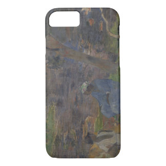 Paul Gauguin - On the Shore of the Lake iPhone 7 Case