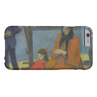 Paul Gauguin - Schuffenecker's Studio Barely There iPhone 6 Case