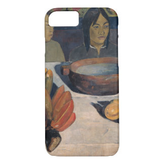 Paul Gauguin - The Meal iPhone 7 Case