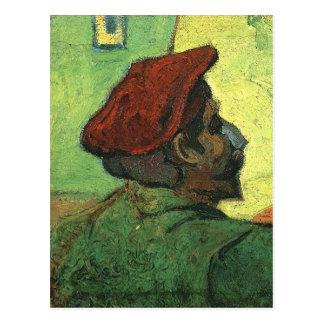 Paul Gauguin, Vincent van Gogh Postcard