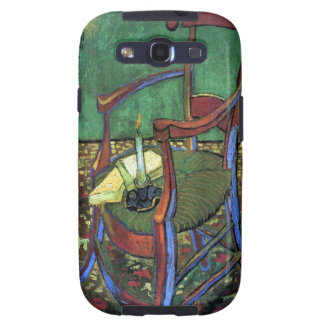 Paul Gauguin's Armchair by Vincent van Gogh 1888 Galaxy S3 Cover