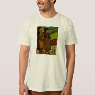 Paul Gauguin's Breton Girls (1889) T-shirts