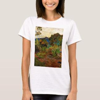 Paul Gauguin's Martinique Landscape (1887) T-Shirt