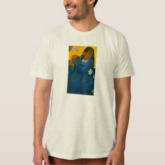 Paul Gauguin's Woman with a Mango (1892) Shirt
