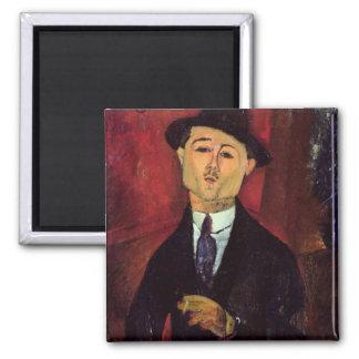 Paul Guillaume  Novo Pilota, 1915 Magnet