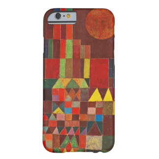 Paul Klee Art Barely There iPhone 6 Case