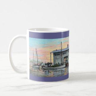 "Paul McGehee ""Baltimore Harbor-The Long Dock"" Mug"