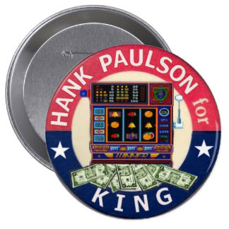 Paulson for KIng 4-inch Button