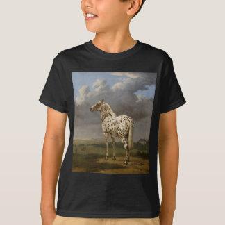 """Paulus Potter - The """"Piebald"""" Horse. Vintage Image T-Shirt"""