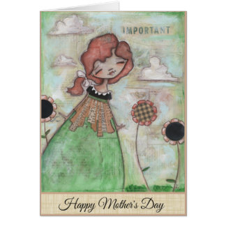 Pause - Mother's Day Card