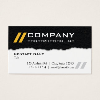 142 company truck business cards and company truck business card pavement themed professional business card reheart Images
