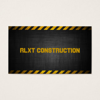 Paving, Asphalt, Construction, Builder, Roadwork, Business Card
