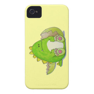 "Paws Here ""Paul""  iPhone 4/4S Barely There Case"