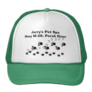 Paws NFP or Business Pet Promotion Tracks HAT