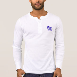 Paws to the Rescue henley Tshirt