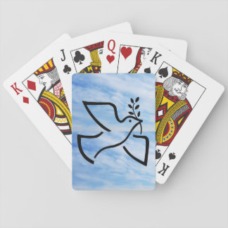 Paxspiration Peace Dove Playing Cards