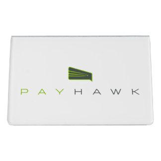 Payhawk Business Card Holder Desk Business Card Holder