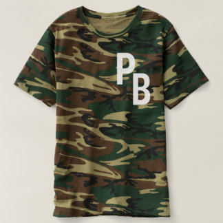 PB Initial Collection T-Shirt